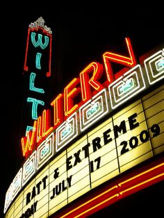 Alabama theatre marquee blueprint vintage style design of the wiltern theater flickr photo sharing malvernweather Image collections