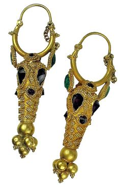 Sadigh Gallery Ancient Persian Jewelry by SadighGallery, via Flickr