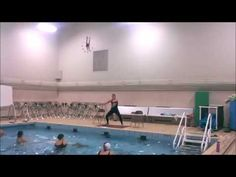 Aqua Zumba® - Boujé (Warm-up) - YouTube