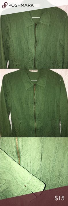 Coldwater Creek Jacket This Jacket is perfect for spring/summer time, is not heavy and looks amazing with Jeans, pre-owned in excellent condition. Size XL Coldwater Creek Jackets & Coats Blazers