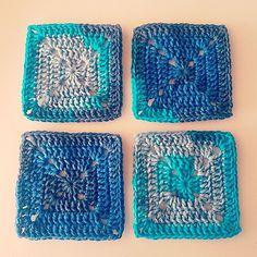 Ravelry: solid granny square pattern by Marinke Slump