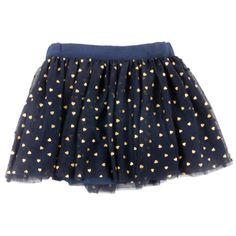 Stella McCartney Kids - Honey Tulle Skirt
