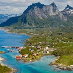 Kjerringøy, Bodø. I have Scandinavian blood and I would love to visit this part of the world.