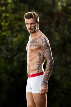 Yeh - we know we pinned David Beckham already, but he's back in the news so it's another excuse...
