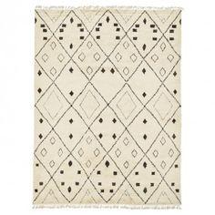 Textured Wool Rug - 13 2 x17 5