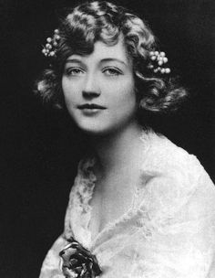 Marion Davies - Hearst's mistress and silent film actress. c. 1920