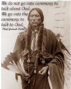 native american chiefs | Chief Quanah Parker | Native American