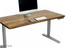 $800 - UPLIFT Desk Photo Gallery | Adjustable Height Desks | Sit Stand Desks | Ergonomic Desks | Standing Desks | Stand Up Desks