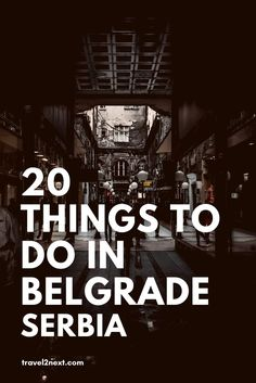 20 Things to do in Belgrade. The National Assembly of Serbia is one of Belgrade's most photographed building. It was housed the Parliament of Yugoslavia, and after the dissolution of that state, the Parliament of Serbia and Montenegro. #traveltips #serbia #belgrade #travel Serbia And Montenegro, Stuff To Do, Things To Do, Belgrade Serbia, Eastern Europe, Travel Tips, Building, Things To Make, Travel Advice