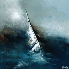 L'oeuvre unique et originale Dreamboat 5 a été réalisée par l'artiste Jonas Lundh, qui conçoit des peintures a l'acrylique très profondes, pleines de sens, représentant des bateaux, des bols de rêves ou encore des maisons, toujours...