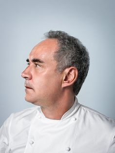Ferran Adrià (L'Hospitalet de Llobregat, 1952). Chef, owner of El Bulli restaurant and considered the best chef in the world.