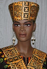 African Hats- Women Hats and Crown African Crown, African Hats, African Attire, African Women, African Fashion, African Style, African Beauty, African Accessories, African Head Wraps