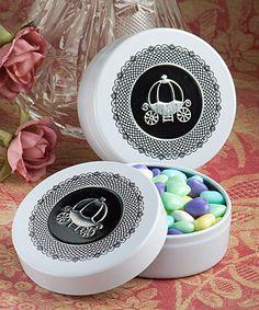 Royal carriage/coach design mint tins