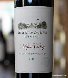 A Napa Valley Value? Robert Mondavi Winery Napa Valley Cabernet Sauvignon 2010 - A prestigious Napa Valley Cab for less than $20. Thanks #Costco! http://www.reversewinesnob.com/2013/08/robert-mondavi-winery-napa-valley-cabernet.html