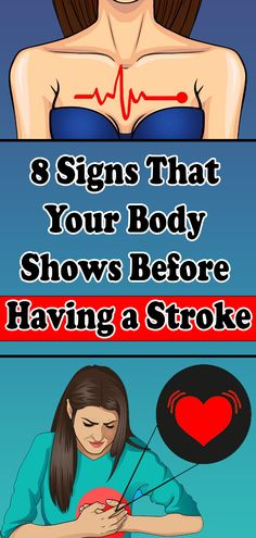 A stroke is a medical condition in which poor blood flow to the brain results in cell death. It occurs in both men and women, but the mortal. Fitness Tips For Men, Health And Fitness Tips, Health Advice, Health And Wellness, Health And Beauty, Health Care, Wellness Quotes, Dental Health, Beauty Skin