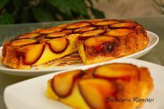 Prajitura rasturnata cu prune Recipes, Recipies, Ripped Recipes, Recipe, Cooking Recipes