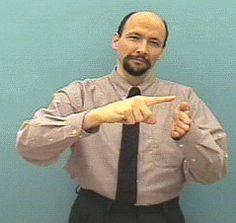 """cancel"" American Sign Language (ASL)"