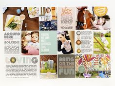 Ali Edwards, Pocket Scrapbooking, Project Life, Love Life, In This Moment, Creative, Projects, Crafts, Design