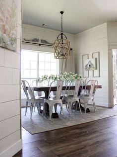31 Lasting Farmhouse Dining Room Makeover Decor Ideas