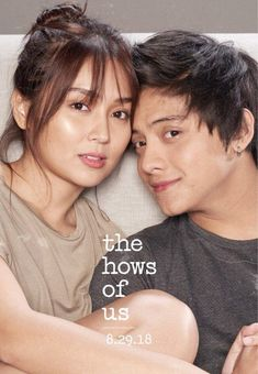 The Hows Of Us kathryn bernardo Kathryn Bernardo Hairstyle, Kathryn Bernardo Outfits, Cathy Garcia Molina, Pinoy Movies, This Is Us Movie, Daniel Padilla, Romance Movies, Face Skin Care, Drama Film