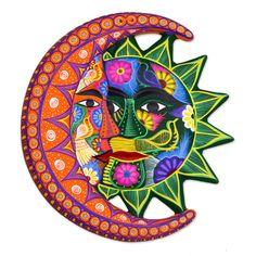 sun & moon #sunandmoon #art
