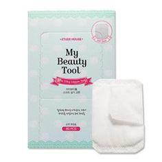 Buy Etude House My Beauty Tool Soft Silky Cotton Pad (80pcs)   YesStyle