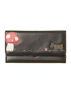 Radley In the glade large continental trifold purse - House of Fraser