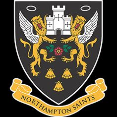 I love rugby union and I'm a huge Northampton Saints fan! Rugby Sport, Rugby Club, Sports Team Logos, Sports Teams, Northampton Saints, English Rugby, World Rugby, Europe, Rugby League