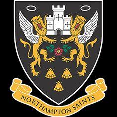 I love rugby union and I'm a huge Northampton Saints fan!