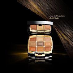 Nueve tonos que actuan como sombras y rubor en tu rostro. Ya probaste Chromatique de #LBEL? #YoSoyLBEL #lbelonline #lbelusa #productos #maquillaje #sombras #rubor #navidad #diciembre