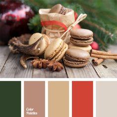 Color Palette No. 915