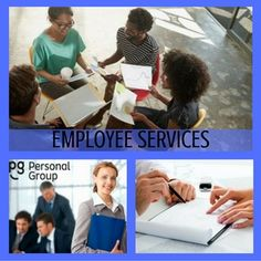 Learn how you can improve the employee services your company offers. Click on http://www.personalgroup.com