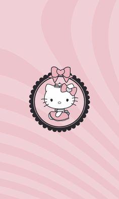 Cute Hello Kitty Wallpaper Case Samsung Galaxy S Advance