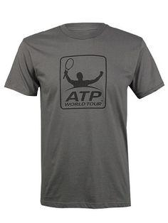 ATP World Tour Men's Logo T-Shirt