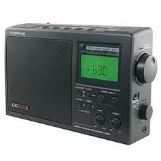 C Crane Co CC2B Radio-2 AM FM/Weather and 2-Meter Ham Band (Black Mica) by C.Crane. $152.93. The CC Radio-2 is our newest model of CC Radios. It is designed for long range receptiona and emergencies. The AM reception has been boosted with our built in Twin-Coil FerriteAM Antenna. The FM reception is excellent. The weather band on the CC Radio-2will keep you informed of any government issued alerts. The 2- Meter Ham band can be a life saver in emergencies like Katrina. Other ra...