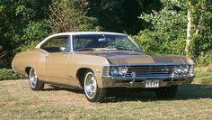 1967 Chevrolet Impala SS Coupe