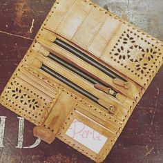 get organized this year • the perfect wallet by Cleobella  