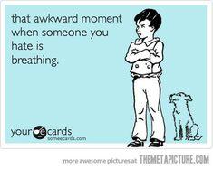Ahahhahaaaaa! I swear, this is me.