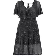 Boohoo Boutique Lottie Metallic Star Skater Dress | Boohoo ($25) ❤ liked on Polyvore featuring dresses, white cami, bodycon dress, body con dress, bodycon mini dress and white midi dress