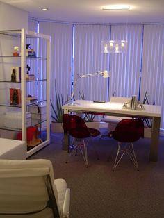 art & design - Decoração de interiores - Projetos: Consultório de psicologia