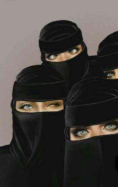 Hijabi Girl, Girl Hijab, Best Friend Drawings, Bff Drawings, Arab Bride, Dc Superhero Girls Dolls, Dad Images, Sarra Art, Hijab Drawing