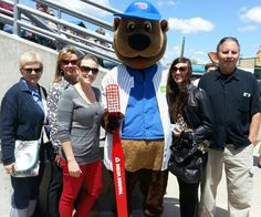 Urbandale Family Dentistry Staff with Cubbie Bear