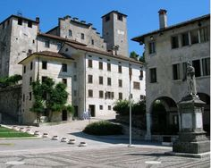 Feltre, where my Mom's family is from.