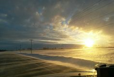 Beautiful wisconsin morning