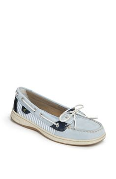 Orginally these were the true preppy standard-but the new versions of this classic can be completley edgy or boho! Sperry Top-Sider 'Angelfish' Boat Shoe, $79.95; shop.nordstrom.com