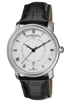 Price:$1068.06 #watches Frederique Constant FC-303CHE4P6, A Frederique Constant is not just a luxurious timepiece. Behind it is an extensive creative process that involves an inspiRed design, smart development and unparalleled attention to detail. Frederique Constant is known for delicate rounded cases that require many hours of hand polishing. Frederique Constant's signature is the Heart Beat watch.
