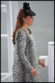 Kate Middleton - Kate Middleton Christens a Cruise Ship — Part 2