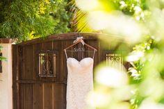Bridal details at Franciscan Gardens