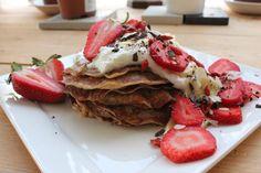Een nieuwe voedzooi: Pannenkoeken! Wie houdt er niet van? Heerlijk op de zondagochtend, of eigenlijk elke ochtend. Pannenkoeken zijn altijd … Read More →