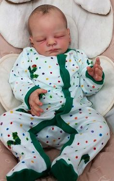 Stephanie Ortiz's baby, Lathan. So cute!